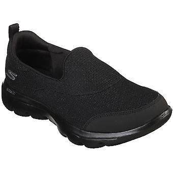 Skechers Womens Go Walk Evolution Ultra Reach Slip On Shoes