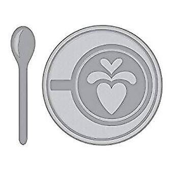 Spellbinders hjerte Latte dør (S4-949)