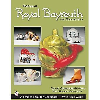 Populaire Royal Bayreuth pour les collectionneurs de Douglas Congdon-Martin - 978
