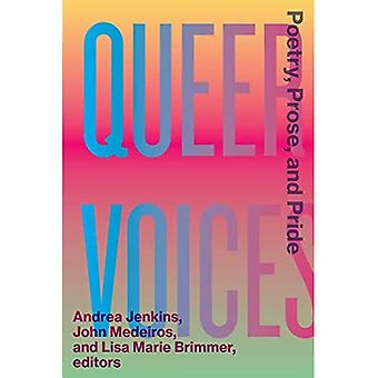 Queer Voices: Poetry, Prose, and Pride