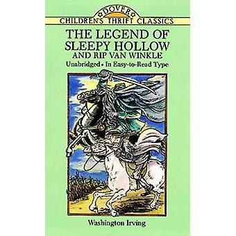 The Legend of Sleepy Hollow by Washington Irving - 9780486288284 Book