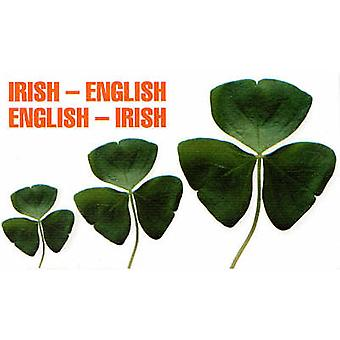 Irish-English - English-Irish Dictionary by Niklas Miller - 978090292