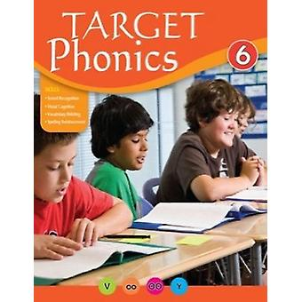 Target Phonics - 6 by Pegasus - 9788131934210 Book