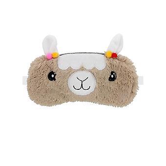 Grindstore Furry Llama Eye Mask