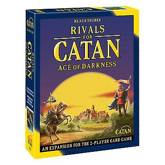 Rivals for Catan Age of Darkness New Edition Card Game