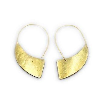 Geo-simplicity Minimalist Dangle Threader Earrings