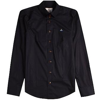 Vivienne Westwood Aw18 3 Button Shirt