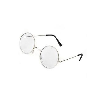 Glasses  Santa glasses round