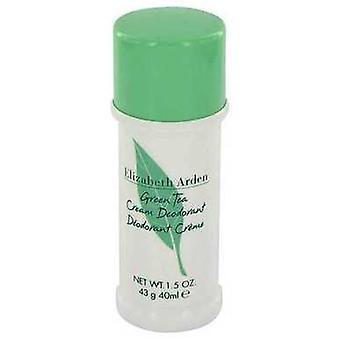 Grøn te af Elizabeth Arden deodorant Cream 1,5 oz (kvinder) V728-449266