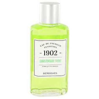 1902 Gingembre Vert By Berdoues Eau De Cologne 8.3 Oz (women) V728-512926