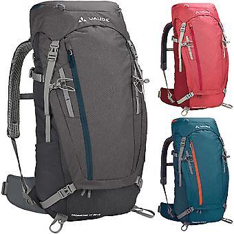Vaude kvinnors asymmetriska 38 + 8 L Trekking ryggsäck