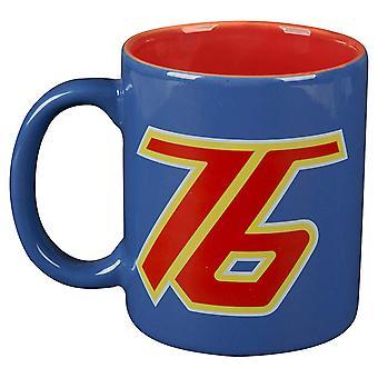 Mug - Overwatch - Solder 76 Ceramic 11oz New j8235