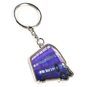 Harry Potter Knight Bus Keyring