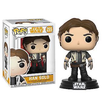 Star Wars Solo Han Solo US Exclusive #1 Pop! Vinyl