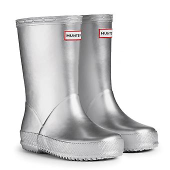 Hunter Kids First Toddler Classic Boots - Silver
