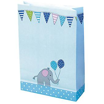 Jabadabado Candybag Birthday Blue (Babies and Children , Costumes)