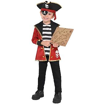 Amscan Unisex Pirate Costume Kit (Babies and Children , Costumes)