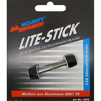 Mounty Special Lite Stick Saddle Support Clamp Screw