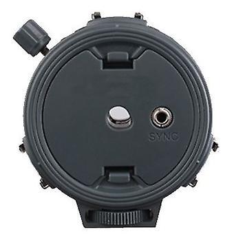 BRESSER JM-68 3in1 hotshoe camera flash houder