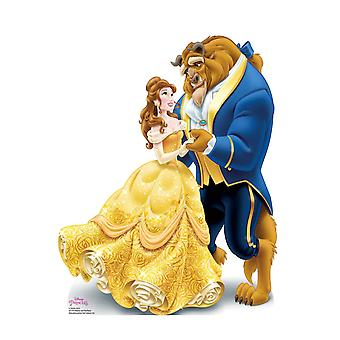 Princess Belle Beauty and The Beast Officiel Disney Cardboard Cutout