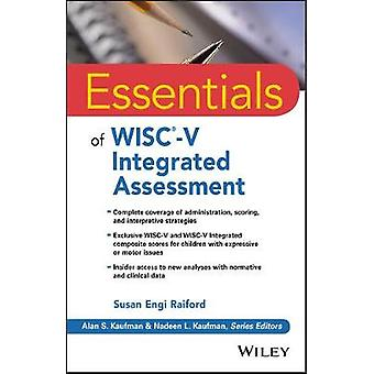 Essentials of WISC V Integrated Assessment by Susan Engi Raiford - 97