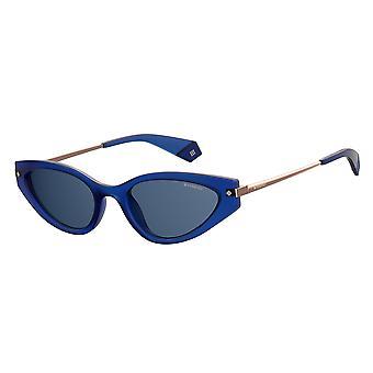Polaroid PLD4074/S PJP/C3 Blue/Polarised Grey Sunglasses