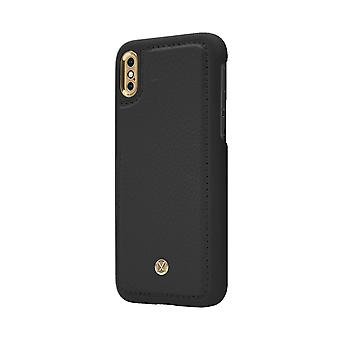 Marvêlle iPhone X/Xs Magnetic Case Black Chic