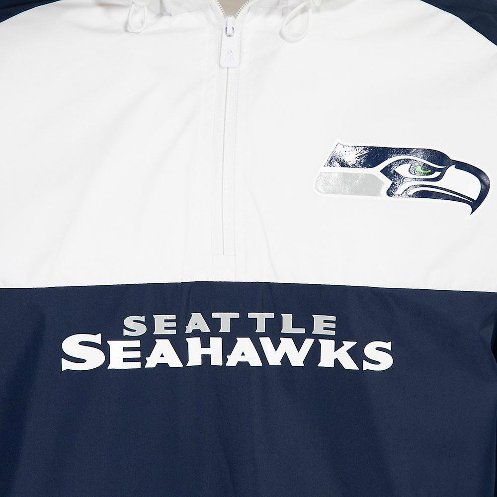 New Era BLOCK Windbreaker Chaqueta - Seattle Seahawks