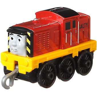 Thomas & Friends Trackmaster Push Along Engine: Salty