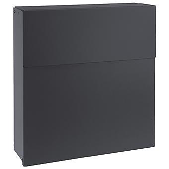 MOCAVI Box 570 design letterbox antracyt (RAL 7016)