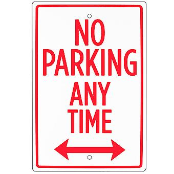 No Parking Sign 18