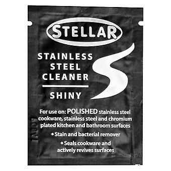 Stellar Kitchen, Stainless Steel Cleaner, 5ml