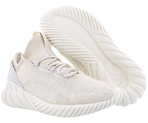Adidas Womens tubular doom sock w Fabric Low Top Lace Up Running Sneaker