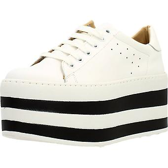 Yellow Sport / Eldar White Schuhe