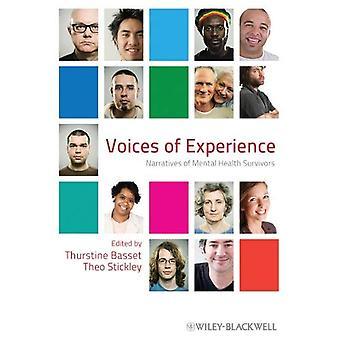 Voces de la experiencia: relatos de sobrevivientes de la Salud Mental