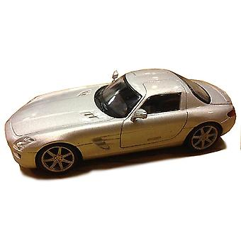 Mercedes Benz SLS AMG Diecast Model Car