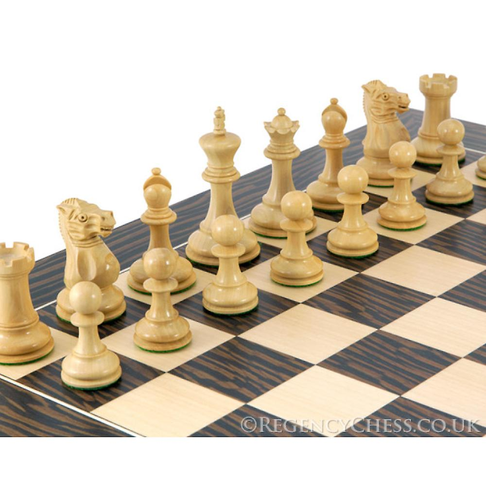 Highgrove Tiger Stripe Chess Set