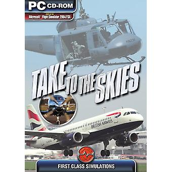 Take to the Skies - FS 2004FSX (PC) - New