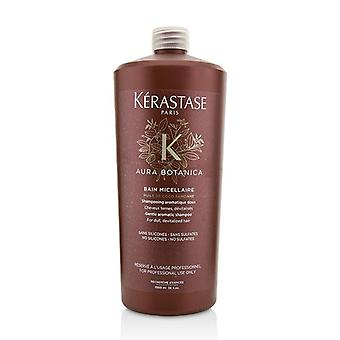 Kerastase Aura Botanica Bain Micellaire Gentle Aromatic Shampoo (for Dull Devitalized Hair) - 1000ml/34oz