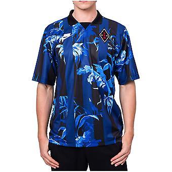 Nike Floral Football Top AR1620492 universal summer men t-shirt