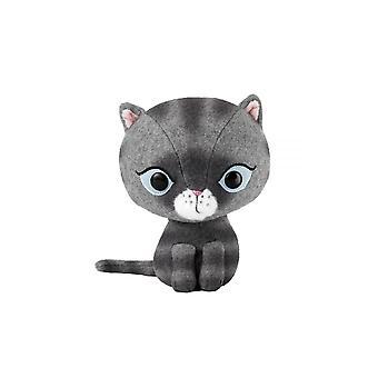 Petit chat de petite peluche de Meow