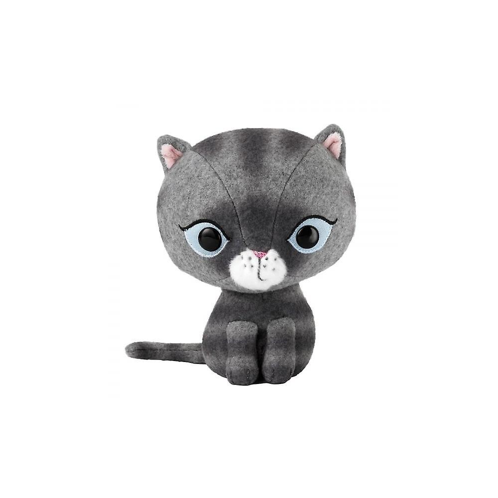 Little Meow Small Plush Cat