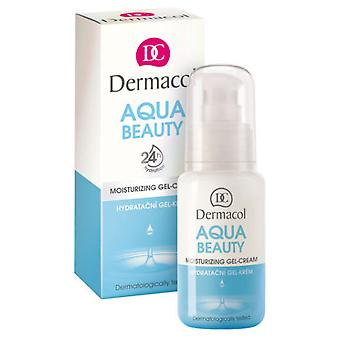Dermacol  Aqua Beauty hydraterende gel-crème