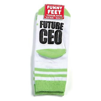Happy feet socken - future ceo