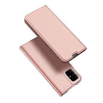 DUX DUCIS Pro Series case Samsung Galaxy A51 - Rose Gold