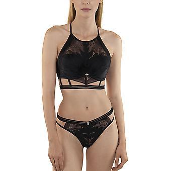 Lisca 12281 Women's Soul Lace Panty High-Leg Thong
