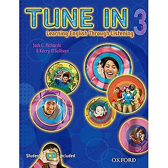 Tune In 3: Student Book with Student CD