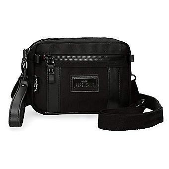 Handväska Pepe Jeans Allblack