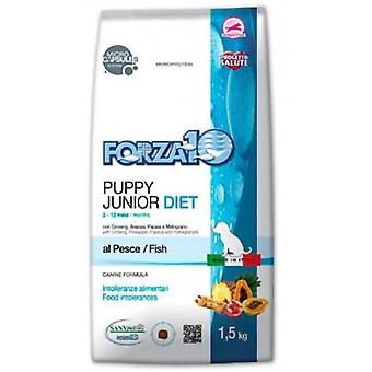 Forza10 Puppy Junior Fish Diet (Dogs , Dog Food , Dry Food)