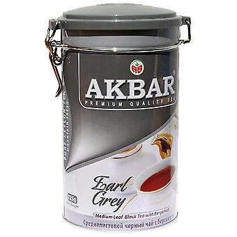 Akbar Tea Black Tea Premium Earl Grey 225 gr